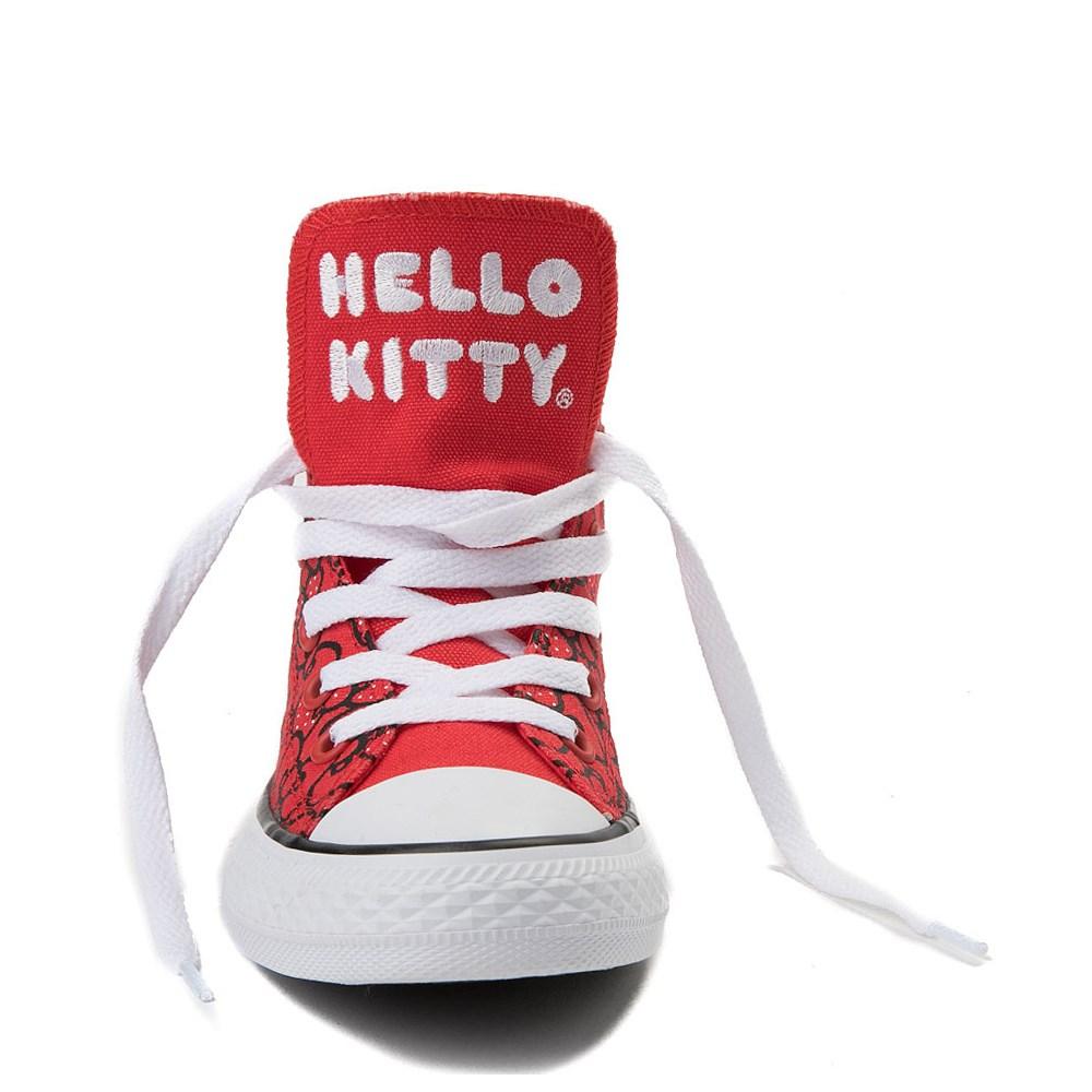 97c46118ac9f Converse Chuck Taylor All Star Hi Hello Kitty reg  Bows Sneaker ...