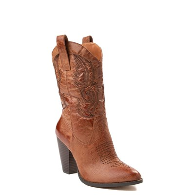 Alternate view of Womens Coconuts by Matisse Blaine Western Boot