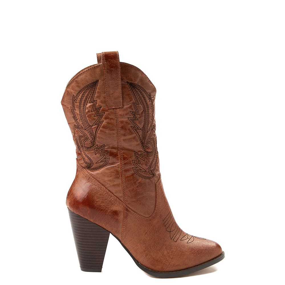 Womens Coconuts by Matisse Blaine Western Boot