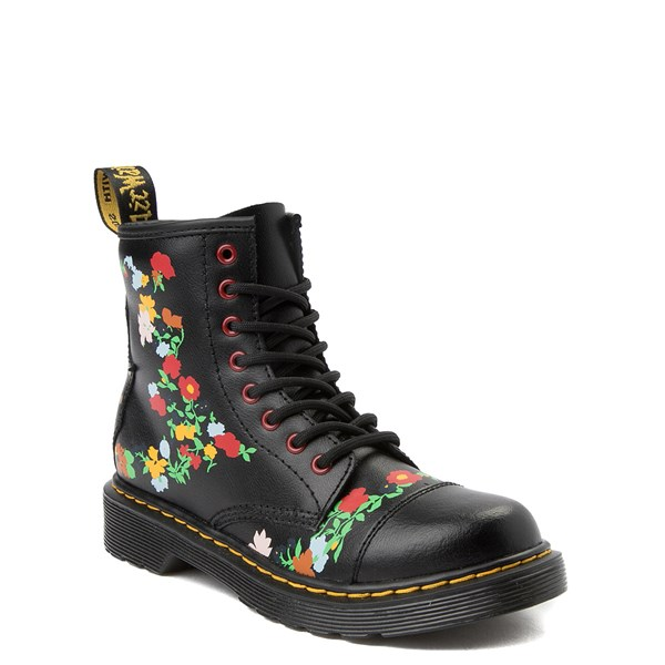 alternate image alternate view Dr. Martens 1460 8-Eye Pooch Boot - Little Kid / Big KidALT1