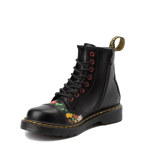 alternate image alternate view Dr. Martens 1460 8-Eye Pooch Boot - Little Kid / Big KidALT3