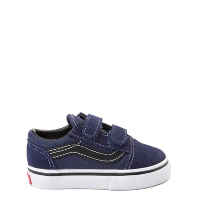 Main view of Vans Old Skool V Skate Shoe - Toddler
