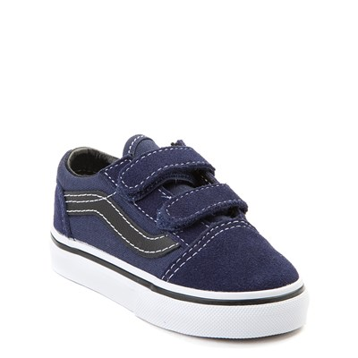 Alternate view of Vans Old Skool V Skate Shoe - Toddler
