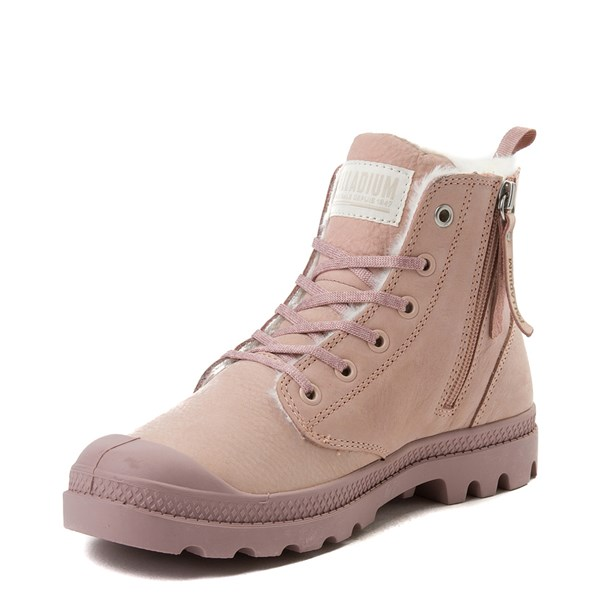 alternate image alternate view Womens Palladium Pampa Hi Zip BootALT3
