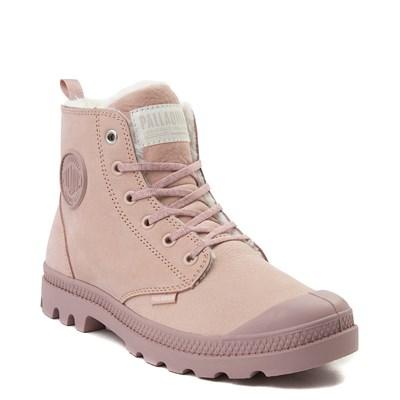 Alternate view of Womens Palladium Pampa Hi Zip Boot