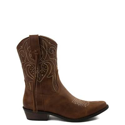Main view of Womens Coconuts by Matisse Nash Western Boot