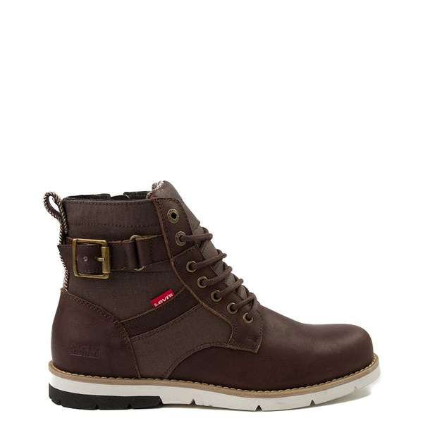 Mens Levi's 501® Cobalt Boot - Brown