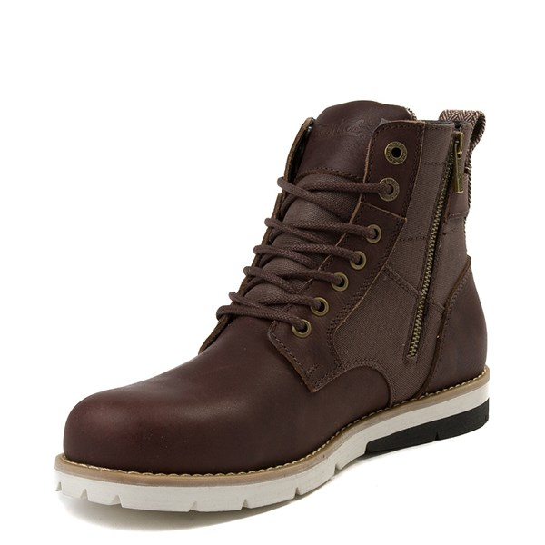 alternate image alternate view Mens Levi's 501® Cobalt Boot - BrownALT3