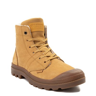 Alternate view of Mens Palladium Pallabrousse Leather S Boot