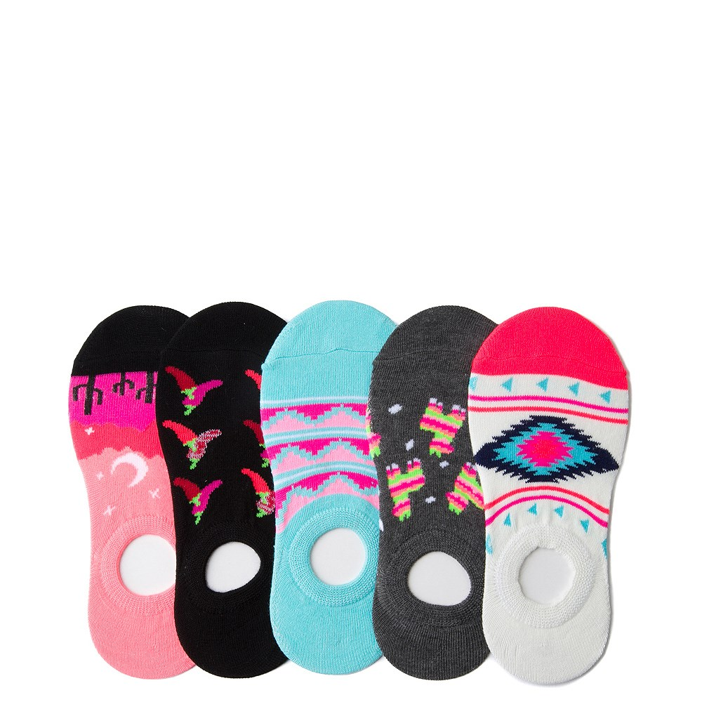 Womens Southwest Liners 5 Pack