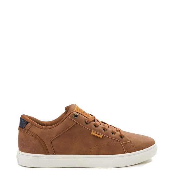 Main view of Mens Levi's 501® Jeffrey Casual Shoe - Brown