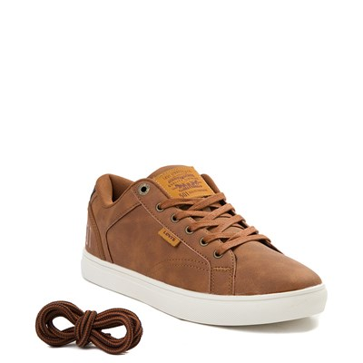Alternate view of Mens Levi's 501® Jeffrey Casual Shoe - Brown