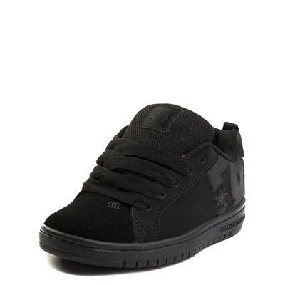 Alternate view of Youth/Tween DC Court Graffik Skate Shoe