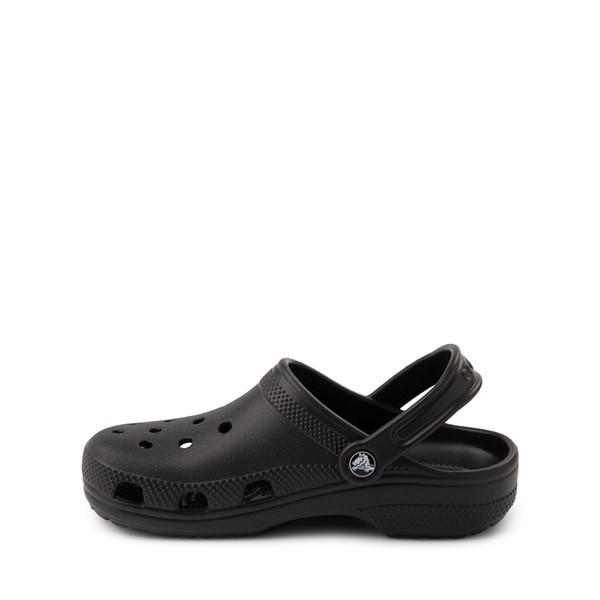 alternate image alternate view Crocs Classic Clog - Little Kid / Big Kid - BlackALT1