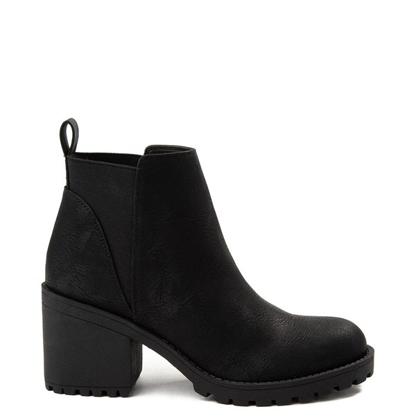 Main view of Womens Dirty Laundry Lido Ankle Boot - Black