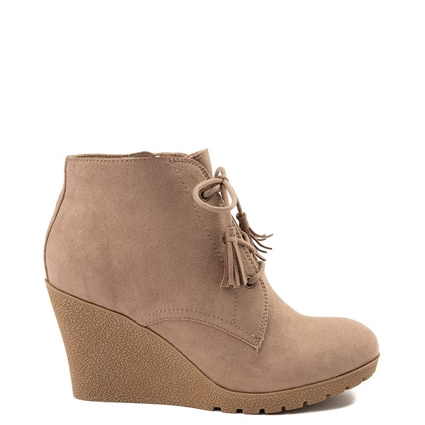 Main view of Womens MIA Teagan Wedge
