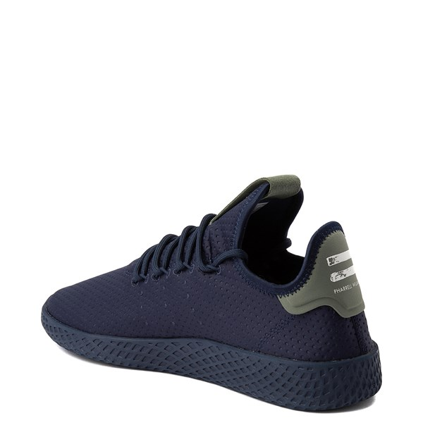 alternate image alternate view Mens adidas Pharrell Williams Tennis Hu Athletic ShoeALT2