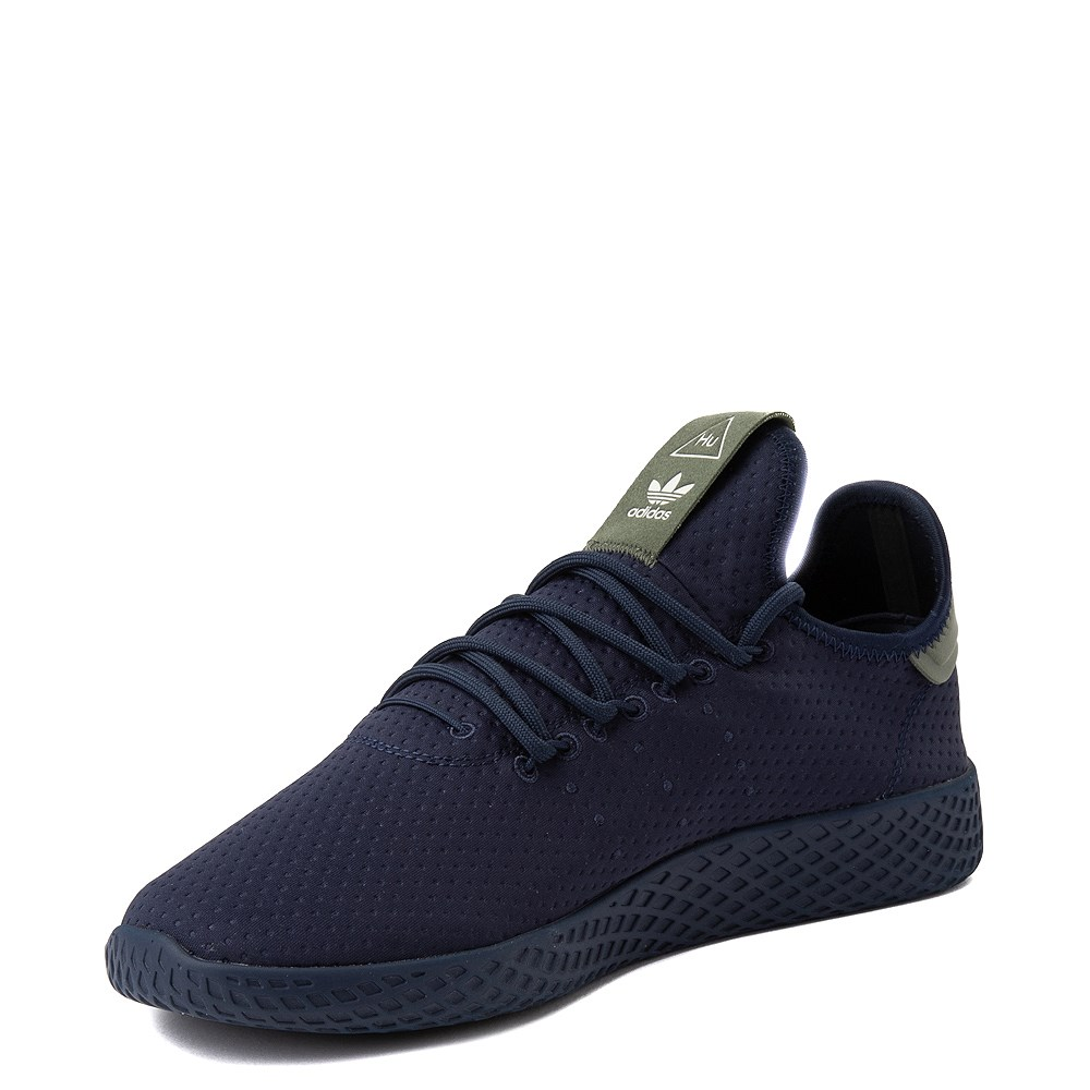 low priced d64a5 d8074 Mens adidas Pharrell Williams Tennis Hu Athletic Shoe