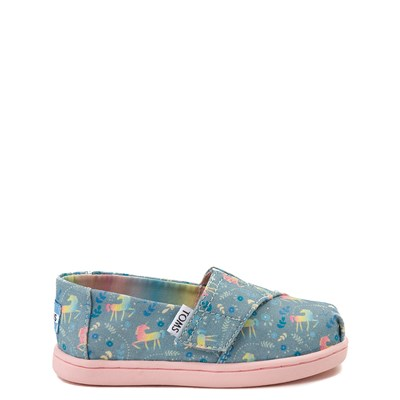 Main view of TOMS Classic Unicorn Slip On Casual Shoe - Baby / Toddler / Little Kid