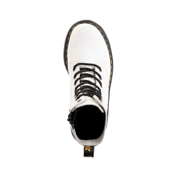 alternate image alternate view Dr. Martens Jadon Boot - WhiteALT2
