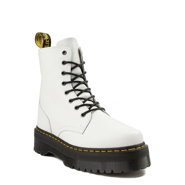 alternate image alternate view Dr. Martens Jadon Boot - WhiteALT5