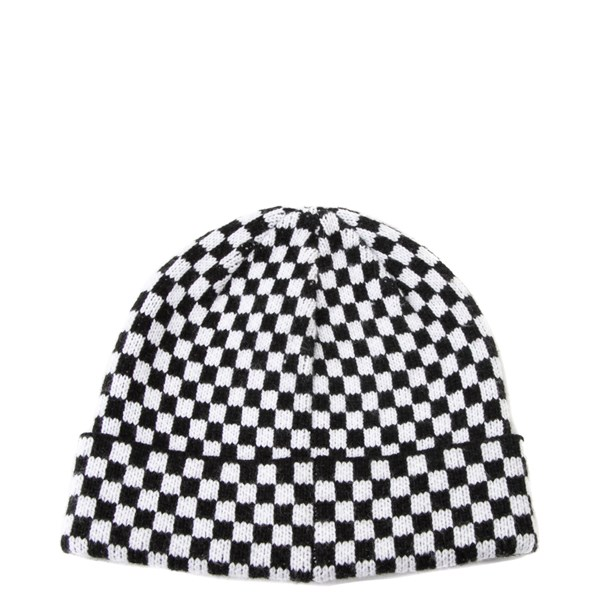 alternate image alternate view Vans Checkerboard BeanieALT1