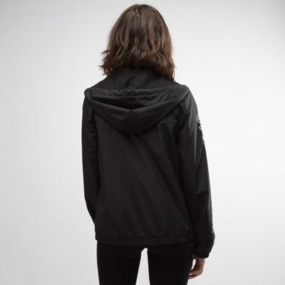 Alternate view of Womens Vans Kastle Windbreaker Jacket