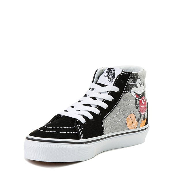 alternate image alternate view Disney x Vans Sk8 Hi Skate Shoe - Little Kid / Big KidALT3