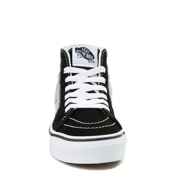 alternate image alternate view Disney x Vans Sk8 Hi Skate Shoe - Little Kid / Big KidALT4