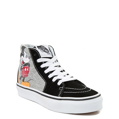 Alternate view of Disney x Vans Sk8 Hi Skate Shoe - Little Kid / Big Kid