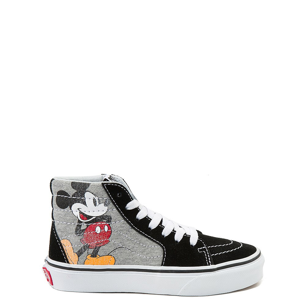 Disney x Vans Sk8 Hi Skate Shoe - Little Kid / Big Kid