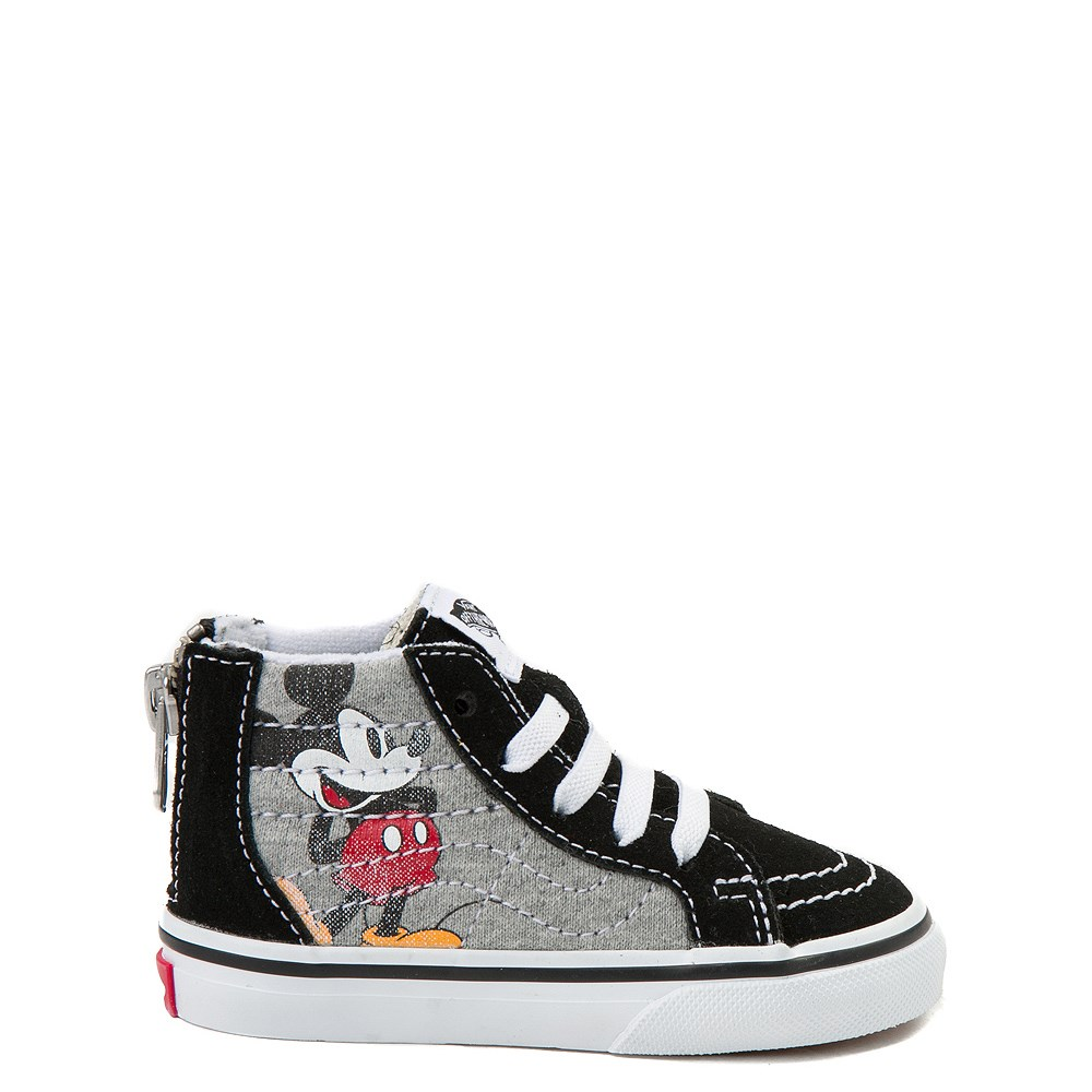 80bede969ecc Disney x Vans Sk8 Hi Zip Skate Shoe - Baby   Toddler. Previous. alternate  image ALT5. alternate image default view