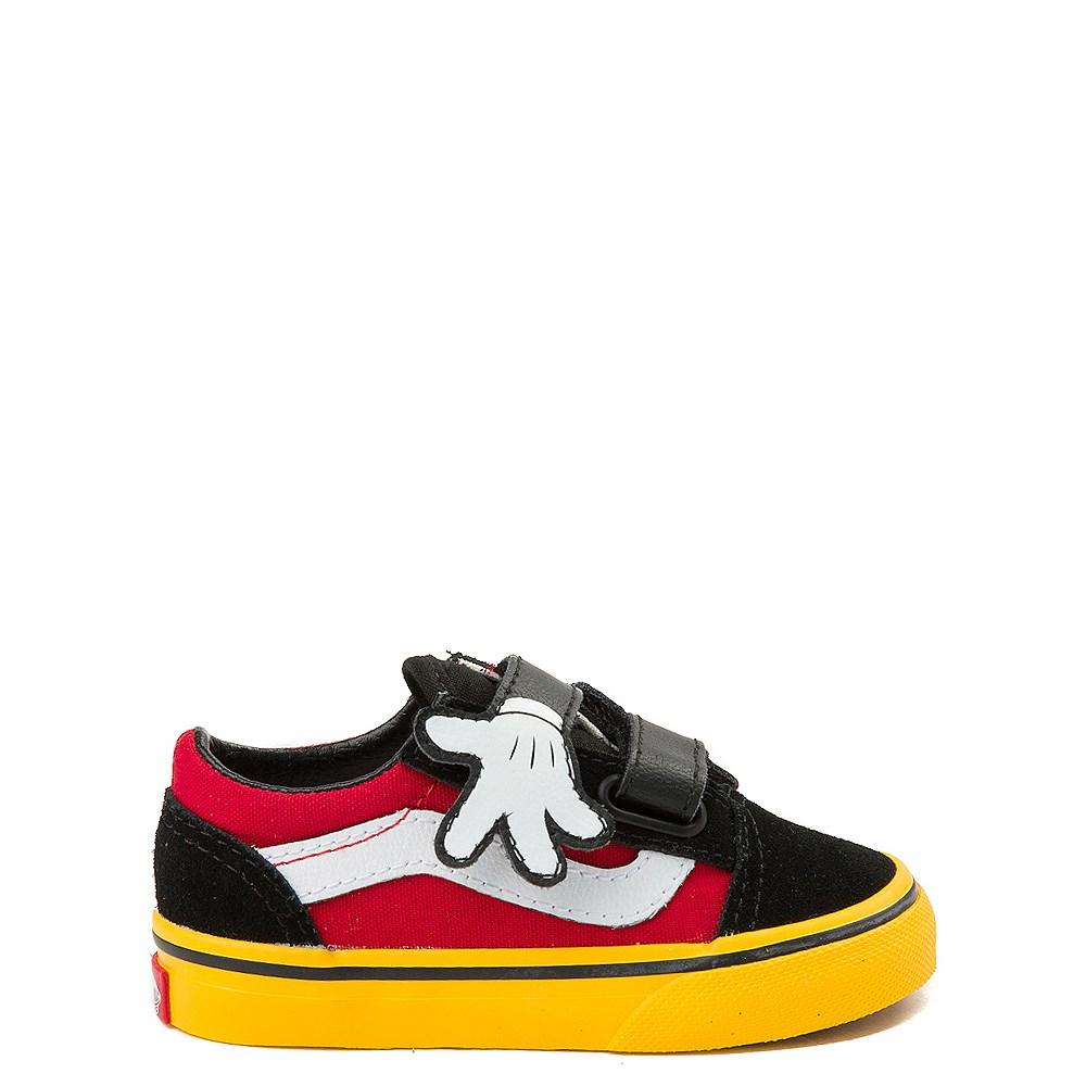 cd853bd566 Disney x Vans Old Skool V Skate Shoe - Baby   Toddler