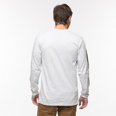 Alternate view of Mens Vans Check It Long Sleeve Tee