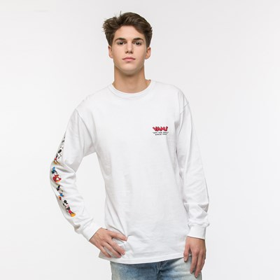 Main view of Disney x Vans Mens Long Sleeve Tee