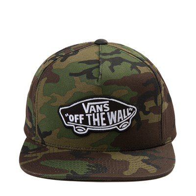 Main view of Vans Classic Patch Snapback Cap