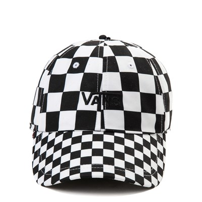 Main view of Vans Courtside Mega Chex Dad Hat