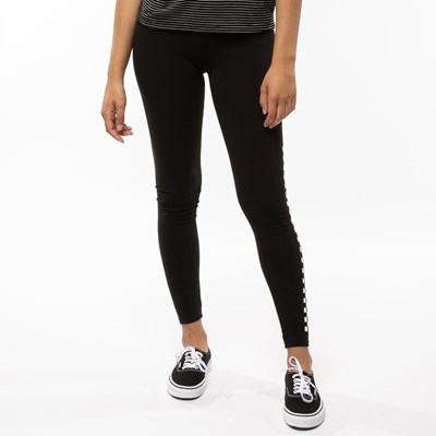 Main view of Womens Vans Funday Checkered Leggings