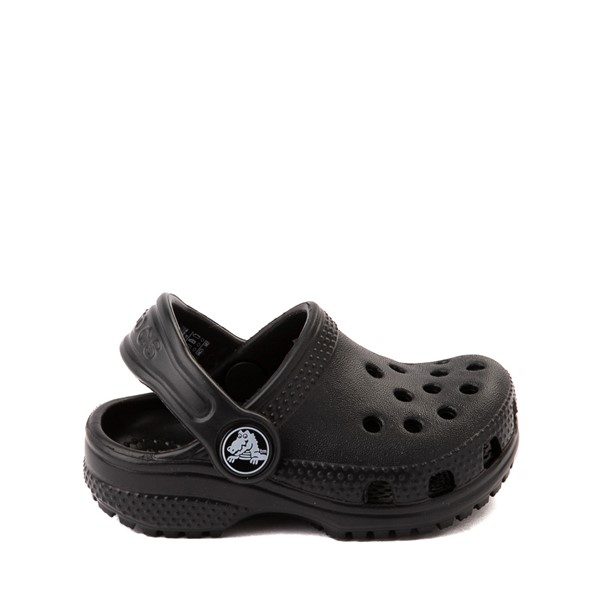 Main view of Crocs Classic Clog - Baby / Toddler / Little Kid - Black