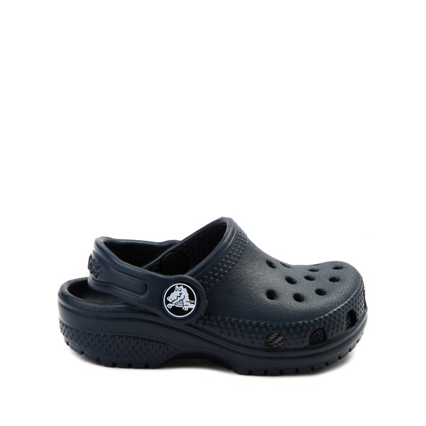 Main view of Crocs Classic Clog - Baby / Toddler / Little Kid - Navy