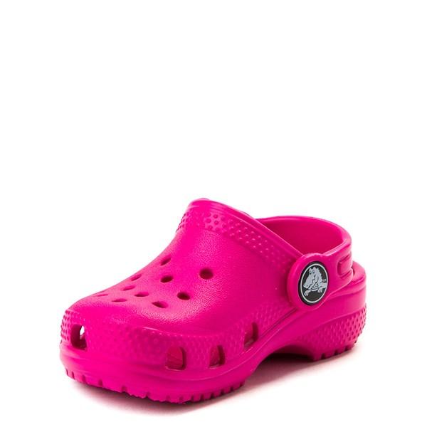 alternate image alternate view Crocs Classic Clog - Baby / Toddler / Little KidALT3