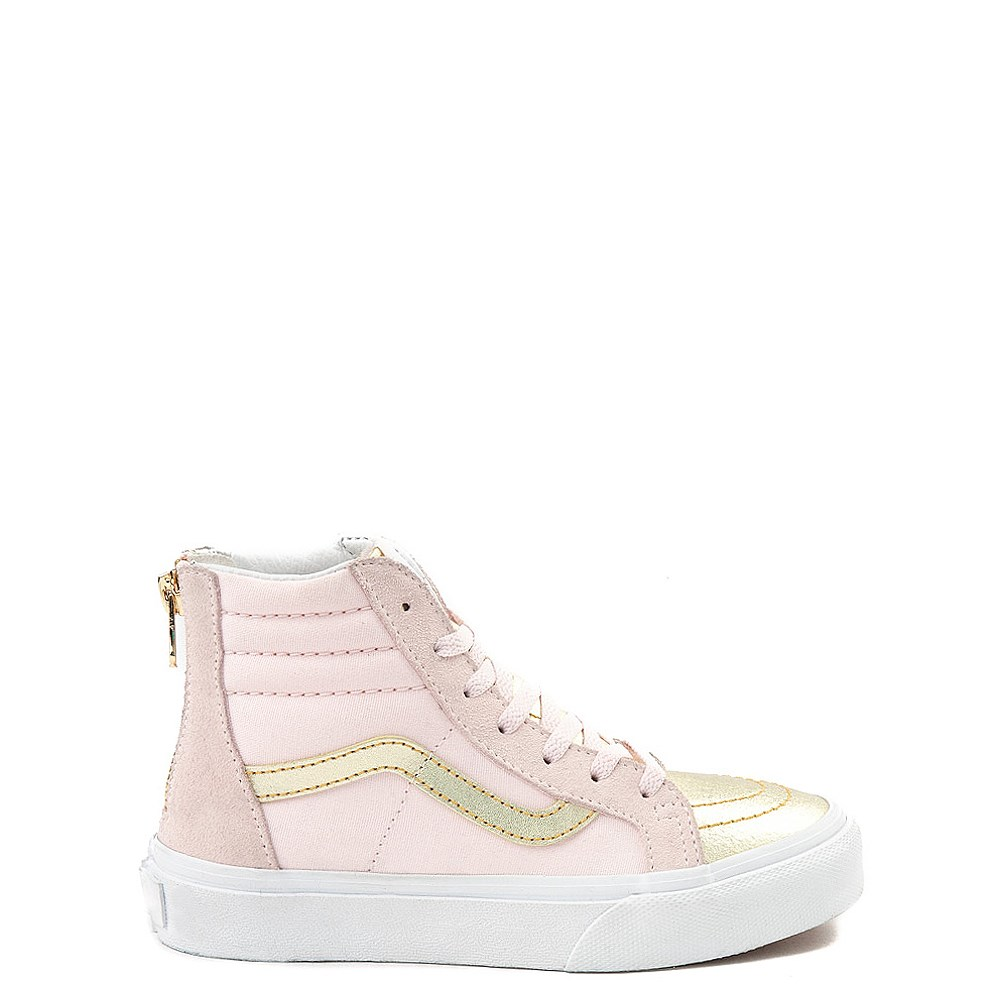 Vans Sk8 Hi Zip Skate Shoe - Little Kid / Big Kid