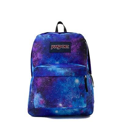 Main view of JanSport Superbreak Deep Space Backpack