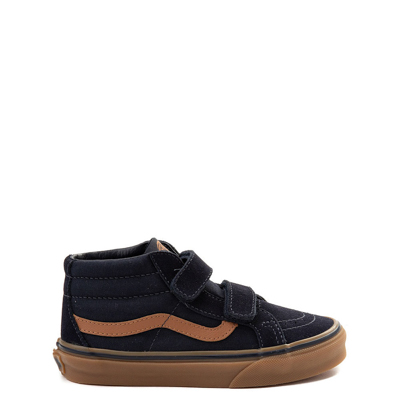 Main view of Youth Vans Sk8 Mid Reissue V Skate Shoe