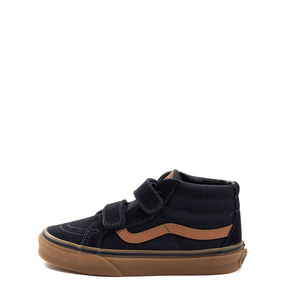 a304b17bd3 Youth Vans Sk8 Mid Reissue V Skate Shoe