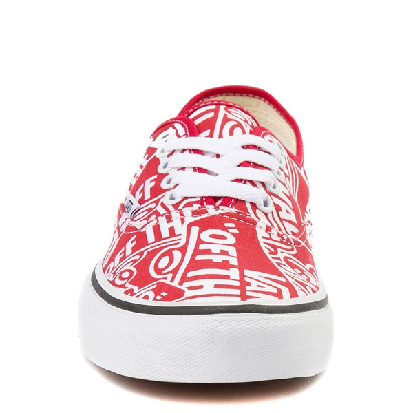 alternate image alternate view Vans Authentic Off The Wall Skate ShoeALT4