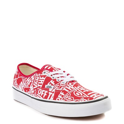 Alternate view of Vans Authentic Off The Wall Skate Shoe