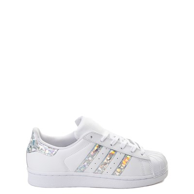 Main view of adidas Superstar Athletic Shoe - Little Kid