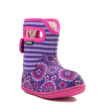 Alternate view of Bogs Solid Rain Boot -Toddler / Little Kid