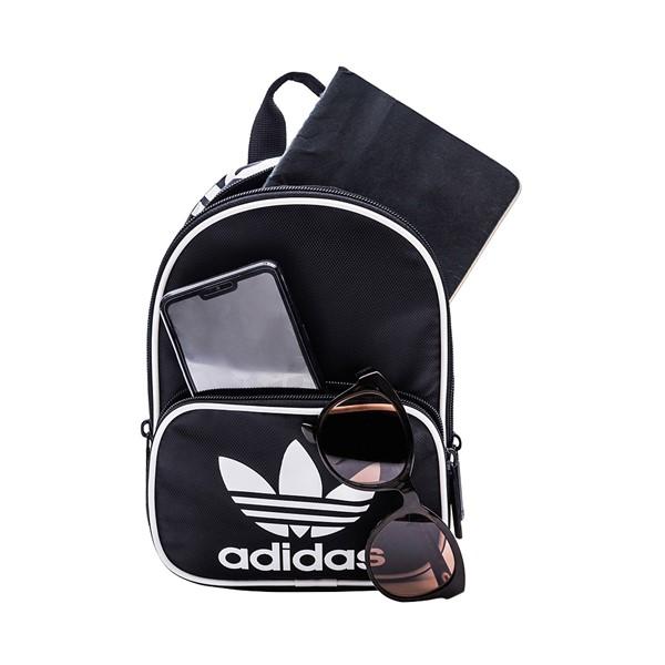 alternate image alternate view adidas Santiago Mini Backpack - BlackALT1
